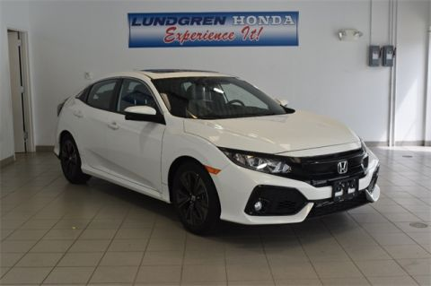 New 2017 Honda Civic EX-L With Navigation