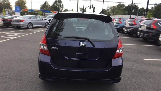 Pre Owned 2008 Honda Fit Sport