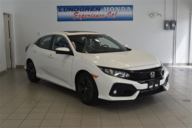 New 2017 Honda Civic Ex L